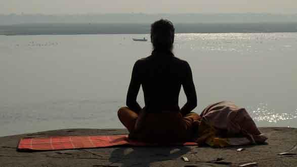 yoga benares